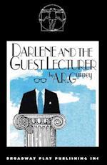 Darlene & the Guest Lecturer