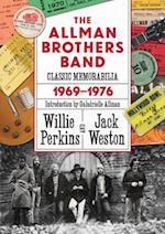 The Allman Brothers Band Classic Memorabilia