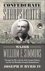 Confederate Sharpshooter Major William E. Simmons