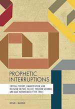 Prophetic Interruptions (Mercer Tillich)