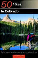 Explorer's Guide 50 Hikes in Colorado (50 Hikes in Colorado The Front Range the Central Mountains)