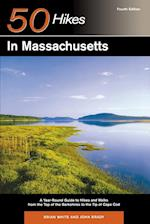 50 Hikes in Massachusetts (50 Hikes in Massachusetts A Year Round Guide to Hikes Walks)