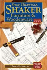 Shop Drawings of Shaker Furniture & Woodenware (nr. 1)