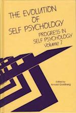 Progress in Self Psychology, V. 7 (Progress in Self Psychology, nr. 7)