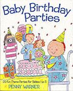 Baby Birthday Parties