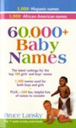 60, 000+ Baby Names