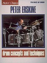 Peter Erskine - Drum Concepts and Techniques af Peter Erskine, P. Erskine