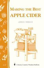 Making the Best Apple Cider af Annie Proulx