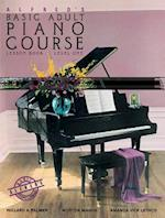 Alfred's Basic Adult Piano Course: Lesson Book 1 (Alfred's Basic Piano Library)