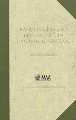 Randomness and Recurrence in Dynamical Systems (CARUS MATHEMATICAL MONOGRAPHS)