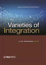 Varieties of Integration (DOLCIANI MATHEMATICAL EXPOSITIONS)