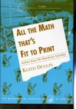 All the Math that's Fit to Print (Spectrum)