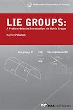Lie Groups (Mathematical Association of America Textbooks)