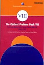The Contest Problem Book VIII (Maa Problem Book Series)