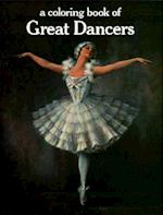 Great Dancers Coloring Book