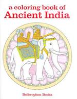 Ancient India Color Book