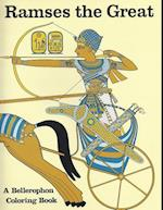 Ramses the Great Coloring Book