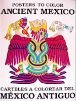 Giant Poster Book of Ancient Mexico