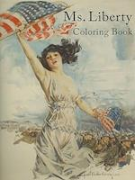 Ms. Liberty Coloring Book