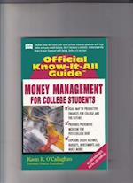 Money Management for College Students (Fell's Official Know-It-All Guides (Paperback))