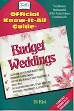 Fell's Budget Weddings (Fell's Official Know-It-All Guides (Paperback))