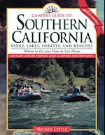 Camper's Guide to Southern California (Camper's Guides)