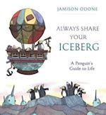 Always Share Your Iceberg