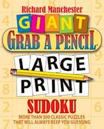 Large Print Sudoku (Giant Grab a Pencil)