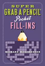 Super Grab a Pencil Pocket Fill-ins af Richard Manchester