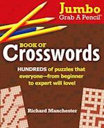 Jumbo Grab a Pencil Book of Crosswords (Jumbo Grab a Pencil)