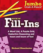 Jumbo Grab a Pencil Book of Fill-Ins af Richard Manchester