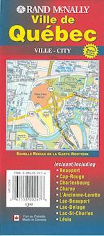 Quebec, Ville de (Rand McNally Maps)