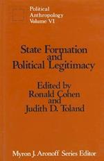 State Formation and Political Legitimacy af R. Cohen