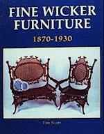 Fine Wicker Furniture, 1870-1930 af Tim Scott