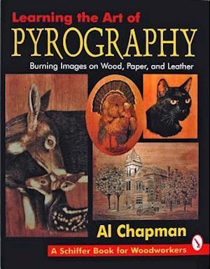 Bog, paperback Pyrography af Al Chapman, Leslie Bockol