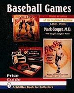 Baseball Games (Schiffer Military History Book)