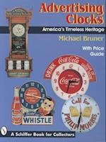 Advertising Clocks (Schiffer Books for Collectors)