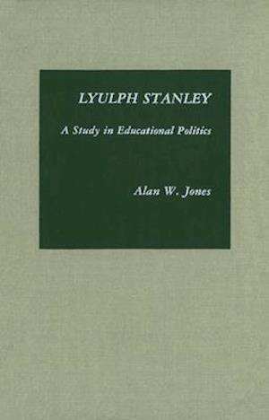 Bog, hardback Lyulph Stanley af Alan W. Jones
