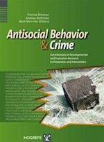 Antisocial Behavior and Crime af Thomas Bliesener