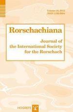 Rorschachiana (Journal of the International Society for the Rorschachiana, nr. 33)