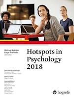 Hotspots in Psychology 2018 (Zeitschrift Fur Psychologie, nr. 1)
