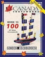 O Canada Crosswords Book 13