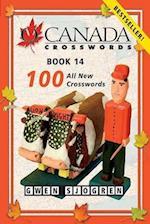 O Canada Crosswords, Book 14 af Gwen Sjogren
