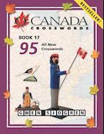 O Canada Crosswords Book 17 (O Canada Crosswords, nr. 17)