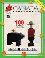 O Canada Crosswords Book 18 (O Canada Crosswords, nr. 18)