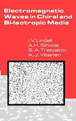Electromagnetic Waves in Chiral and Bi-Isotropic Media