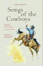 Jack Thorp's Songs of the Cowboys [With CD]