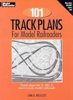 101 Track Plans for Model Railroaders (Model Railroader)