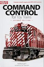 Command Control for Toy Trains (Classic Toy Trains Books)