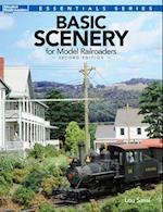 Basic Scenery for Model Railroaders (Model Railroader Books Essentials)